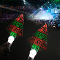 Wholesale price concert promotional colorful flashing LED acrylic stick