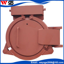 Alibaba China Wholesale Cleaning Equipment Part/safety interlocking pipeline pig receiver &launcher