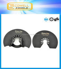 Half-Round Oscillating Multi Tool Saw Blades Multimaster Power Tools Accessories
