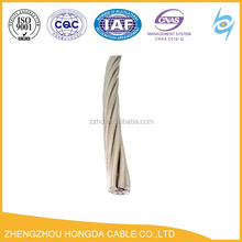 7 strands 3.35mm 50 mm2 Rabbit BS Standard ACSR Conductor