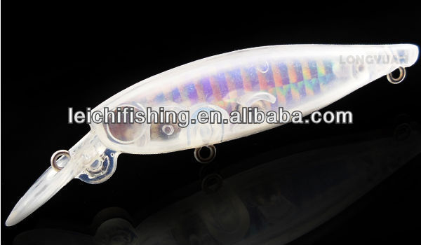 fishing lure blanks lure body fishing lure unpainted