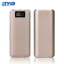 2017 Wireless Charging Power Banks External Battery Power Bank 15600mah <strong>portable</strong>