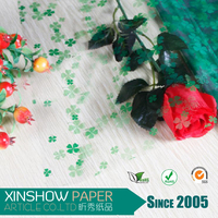 cellophane/printed pp film/plastic sheets for wrapping flower