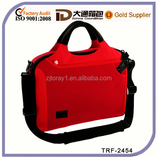 fashion five storage laptop briefcase