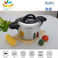 Home kitchen cookware Pressure Cooker Brands Stainless Steel Commercial Pressure Cookers