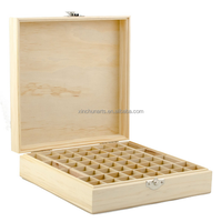 High quality cheap essential oil wood box wholesale