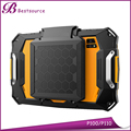 P100 IP67 3G rugged tablet Waterproof Dustproof Dropproof ROM 16G RAM 2G Quad Core MSM8909 NFC rugged tablet for BUS