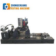 Computer Controlled Electro-hydraulic Servo Torsion Fatigue Testing Machine Torsion Fatigue Tester Price