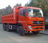 Construction 6 x 4 Tippers Trucks With Diesel Engine/ 6X4 Weight Truck