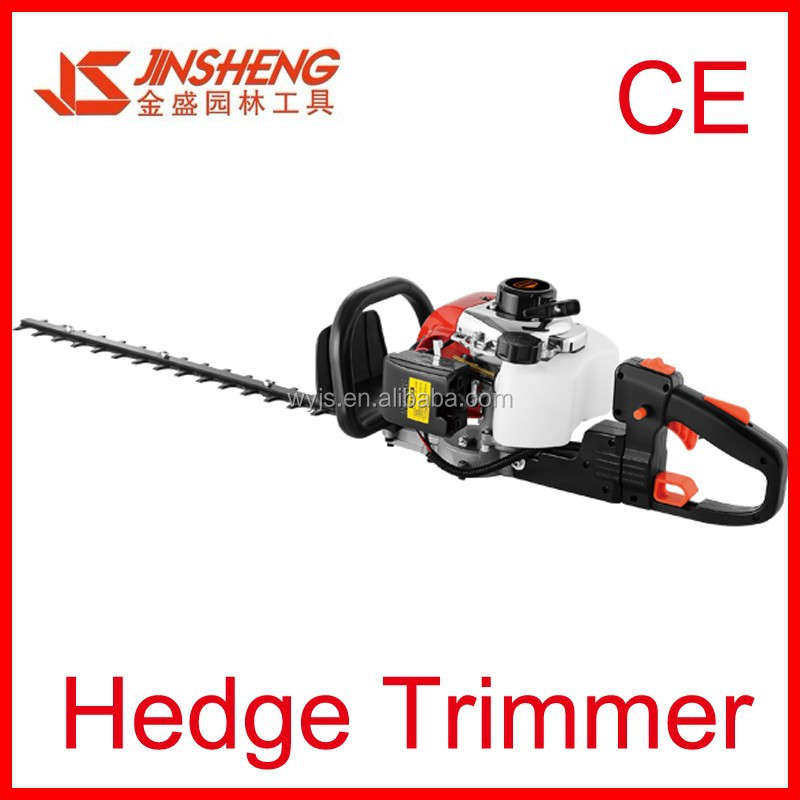Double blade agricultural farmer user hedge trimmer 23cc