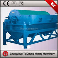 For stone production line concrete sand magnetic separator manufacturer with Little magnetic flux leakage
