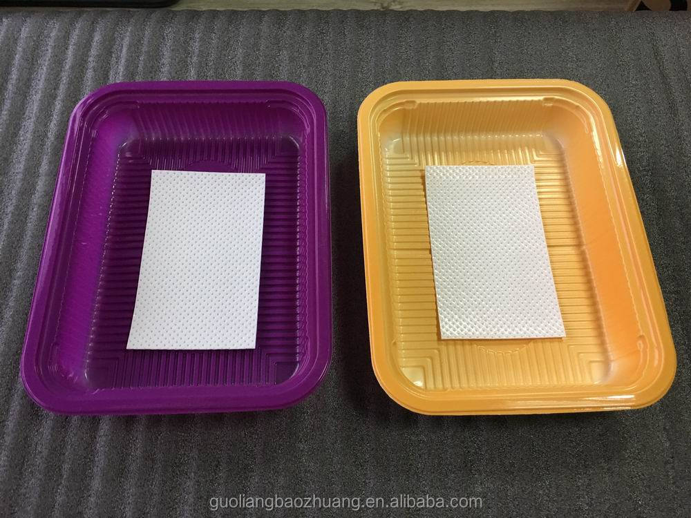 Accept Custom Order Food Storage Industry Use Food Grade Disposable Plastic Food Box