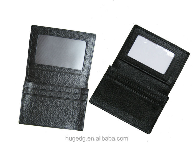 Factory price portable imitation leather bulk business for Bulk business card holders