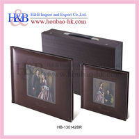 Wholesale Popular And Cheap Leather Wedding Photo Albums 4x6