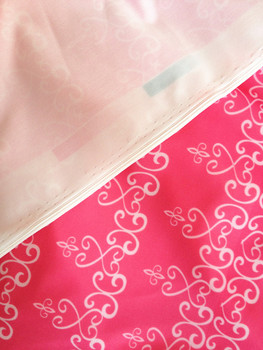 Fashionable Printed Polyester and Spandex Plain Cloth Knitting Fabric