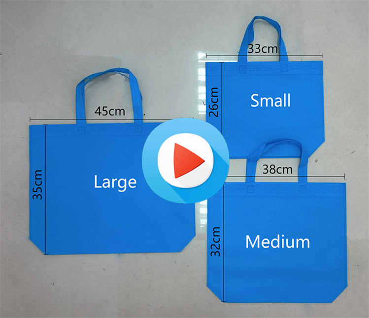 New design Non woven shopping for bag with high quality