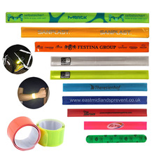 Hot Sell CE Promotion CE Printed reflective slap wrap
