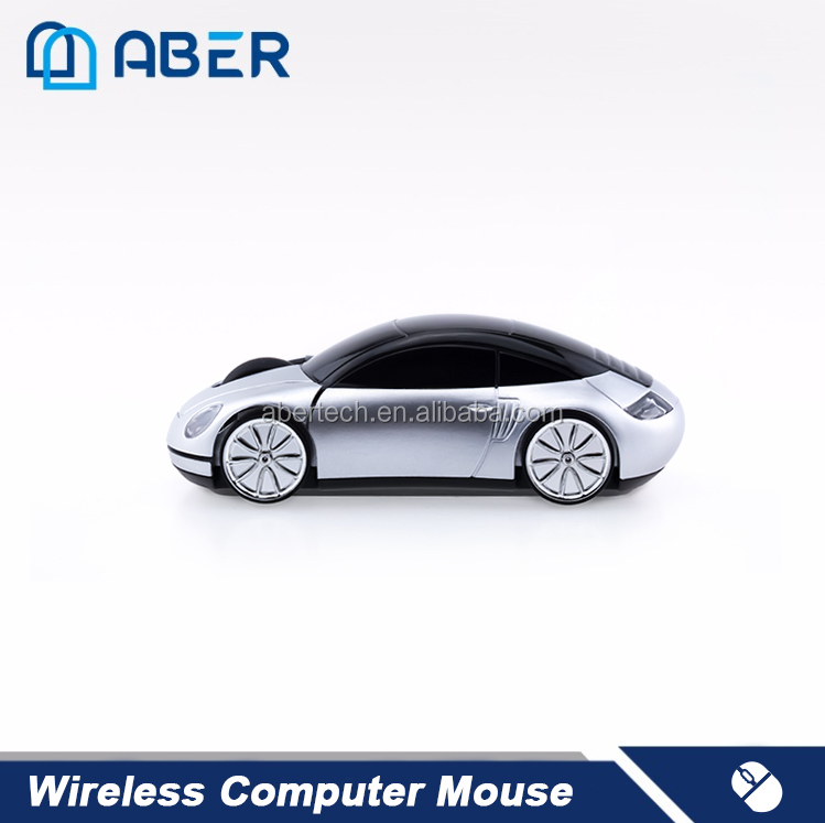 High Quality Mini Cute Computer Optical Car Mouse with RoHS Standard