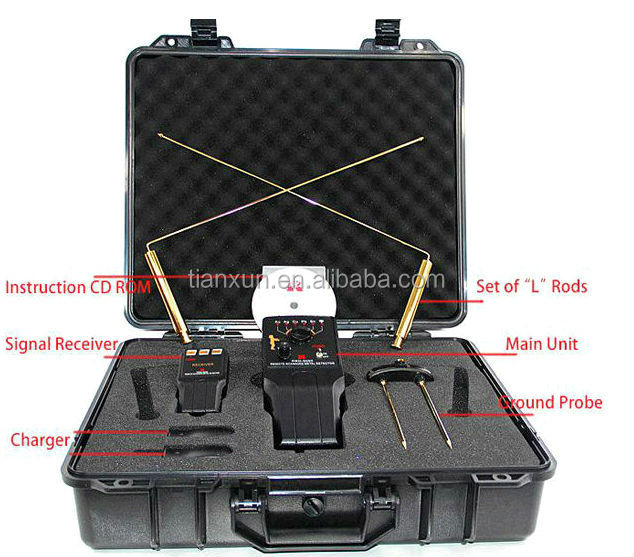 High Quality Gold Detector Diamond Detector Remote Gold Machine Pro-5050 Best Gold Metal Detector