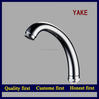 sanitary ware spare stainless steel faucet tap parts lavabo faucet spout