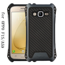 2017 The latest Universal TPU PC combo armor mobile phone case for OPPO F1S/A59 back cover