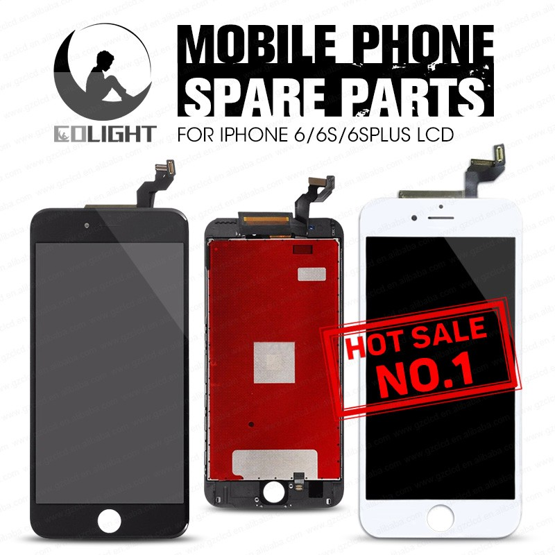 Factory price oem for iphone 6s plus lcd digitizer with low price discount