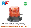 R10 Hot selling car warning light,warning beacon,stroble light,KF-WB-38X
