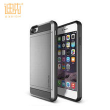 Competitive price demountable back cover design TPU+PC Material for iphone 5/6/6s case