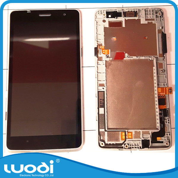Mobile Phone LCD Touch Screen Assembly for LG Bello 2 X150