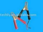 Red and Black 30A Nickel Plated Cable Assembly Wire Harness