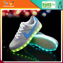 Hot adult&children Lighting Led Shoes comfortable shoes fashion casual new style shoes men