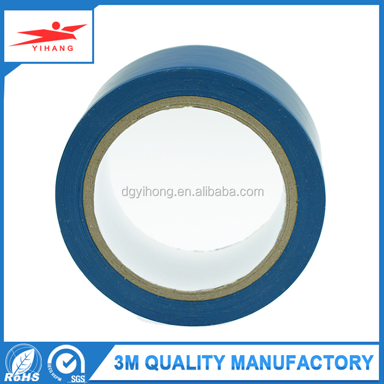 China supplier pressure roller rubber electronic scale label pvc insulation tape