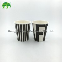 2016 innovative compostable Custom Printed disposable paper cup for coffee, tea or beverage