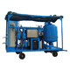 High Vacuum Dehydrator Portable Lube Oil Purifier Cleaning Machine