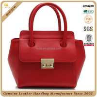CSS1510-001 2015 newest bags handbag big brand red women's bag fashion satchel channel bags