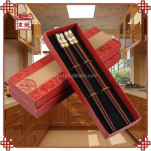 Outlet Discounted Brown Color Chopsticks Flatware for party MZC2003