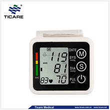 Intelligent Type Wrist Watch Blood Pressure Meter