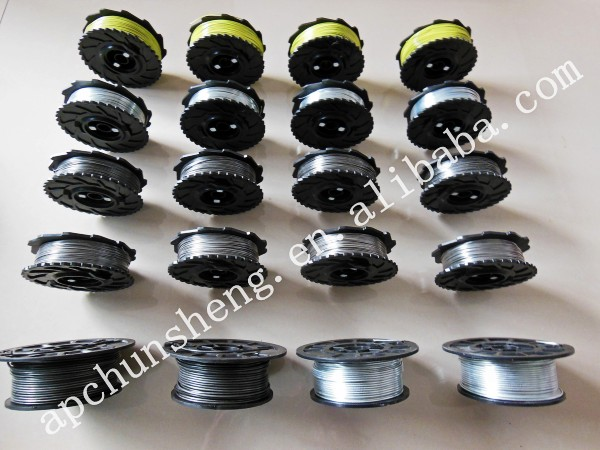 Fitting Coil Wire for rebar tying machine use--original manufacturer