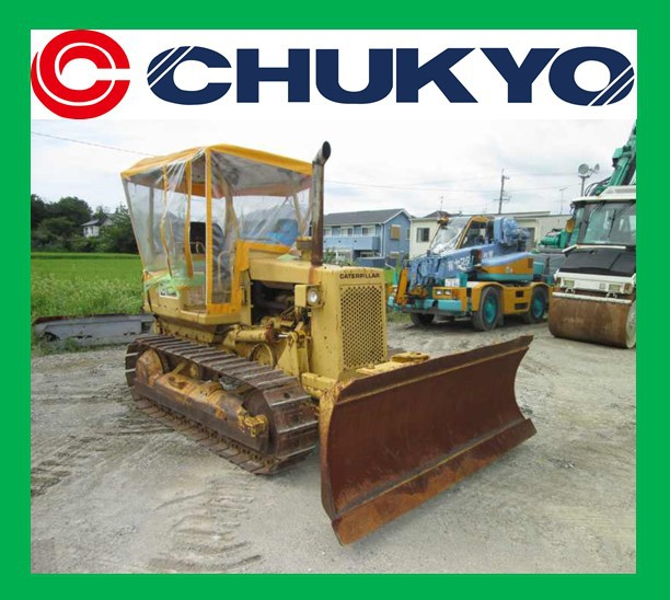 Used Japanese Bulldozer For Sale D 3 Japan Model <SOLD OUT>