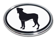 Custom metal car badge emblem