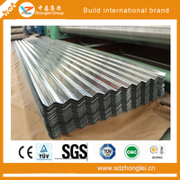 low price color coated galvanized profiled steel sheet