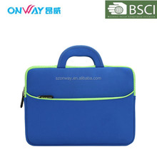 Neoprene Tablet PC Bag, Waterproof Computer Hard Case Sleeve for 14 Inch Laptop