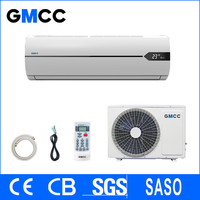 9000btu 12000btu 18000btu 24000btu 30000btu wall split inverter air conditioner