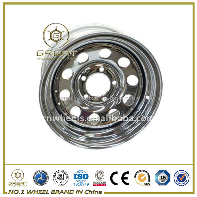 steel garden trailer wheels
