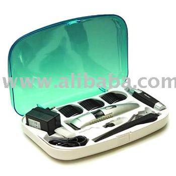 Hair Clipper And Nose Trimmer Set