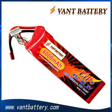 lipo manufactory rc lipo battery 6S 22.2V 45C 6000mah for F3C,gaint scale