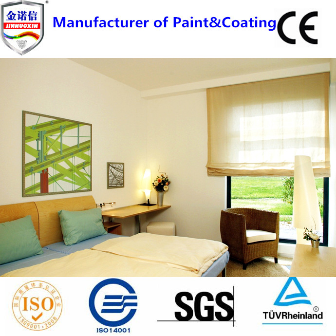 hot selling water based odorless paint for inner wall thinner price