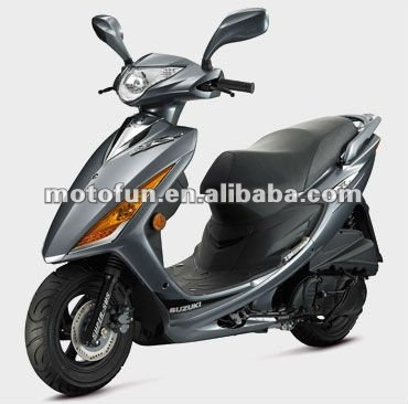 TAIWAN SUZUKI GSR 125 cc NEW SCOOTER / MOTORCYCLE