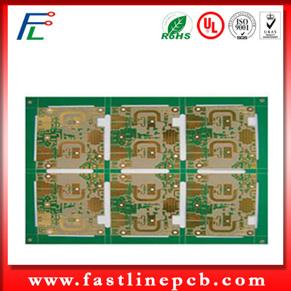Fast supply Rogers 5880 PCB Circuit Board manufacturer / Rogers PCB sample