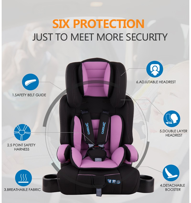 baby car seat with cup-holder